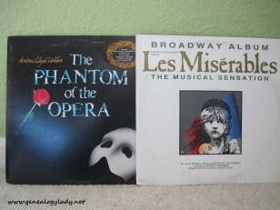 Phantom and Les Miz