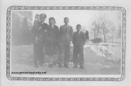 YEG1945-01 - Roscoe and family, Liberty MO