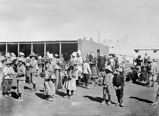 Boer Concentration Camp