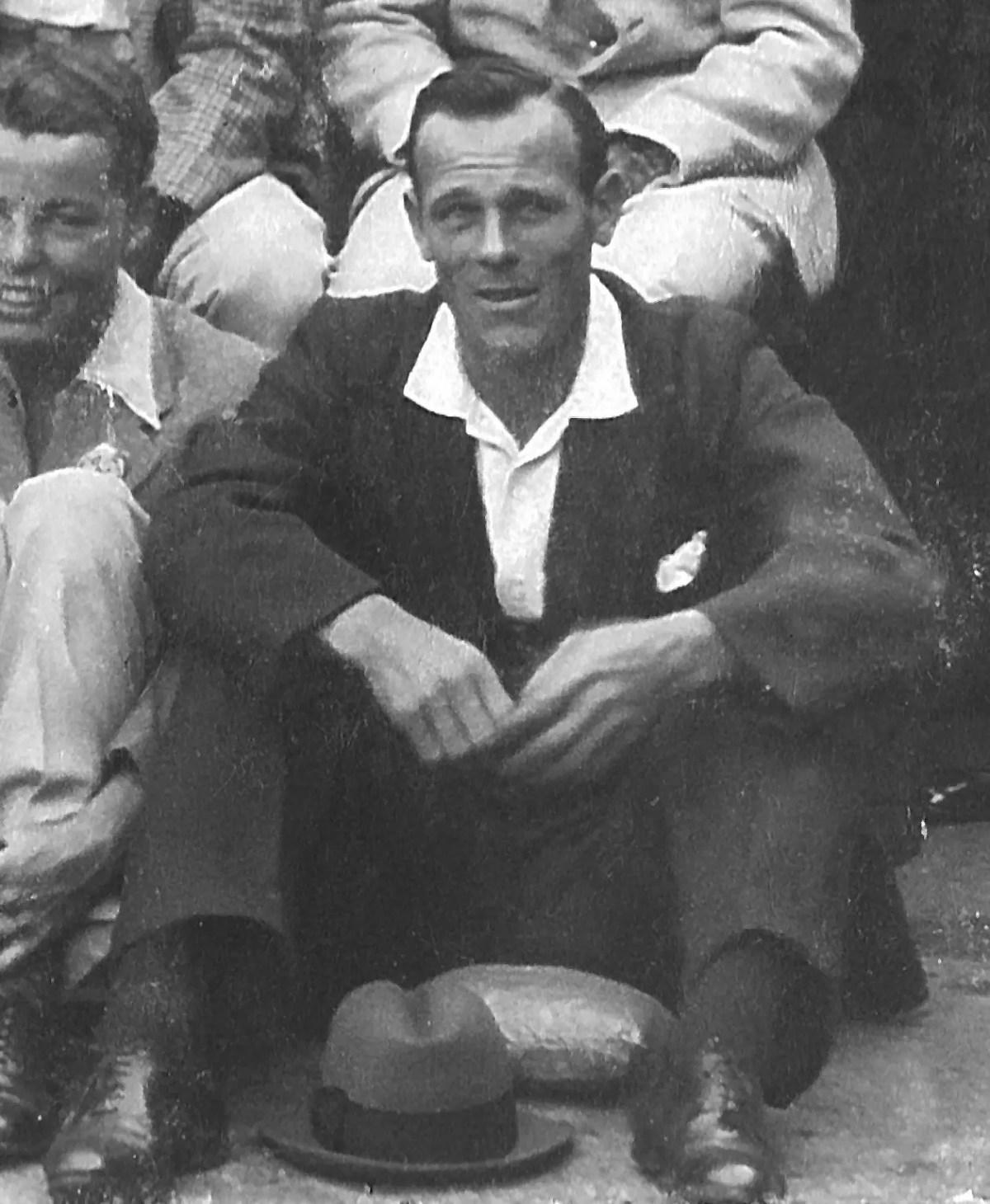 Photo of my Great-Grandfather, Frederick William Frank Davies.