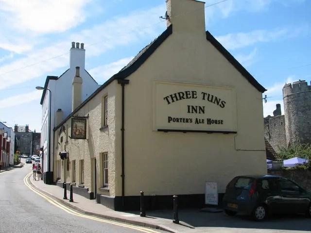 Three Tuns Inn Chepstow