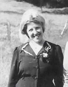 Zellah Elizabeth Martin