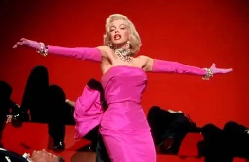 Marilyn Monroe an icon in women's hair history