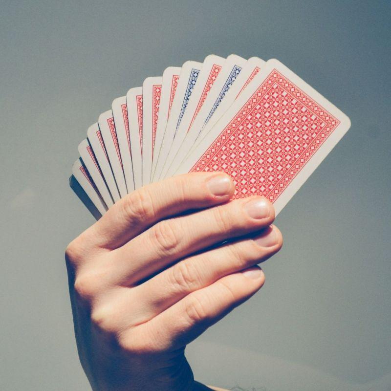 DNA is like random cards