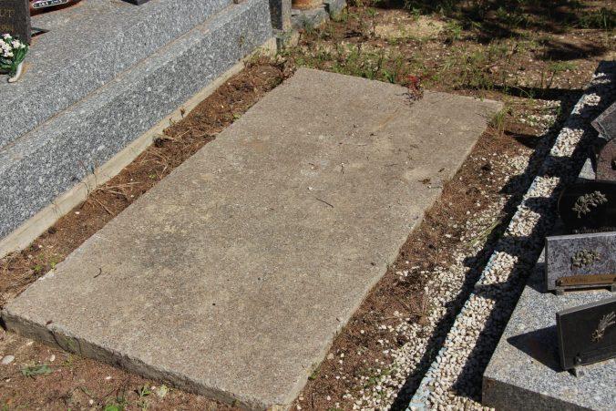 Tombe de Pauline DELIGNE à Montpellier