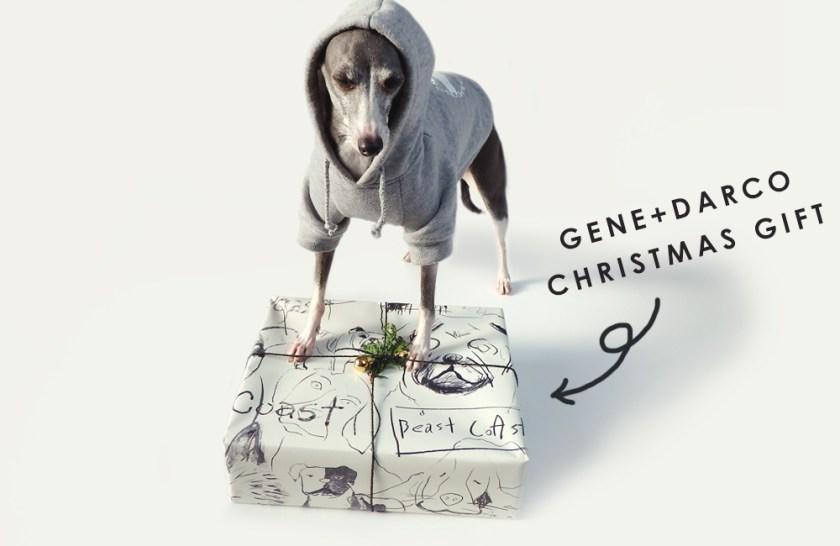 christmas 2016 with Gene + Darco