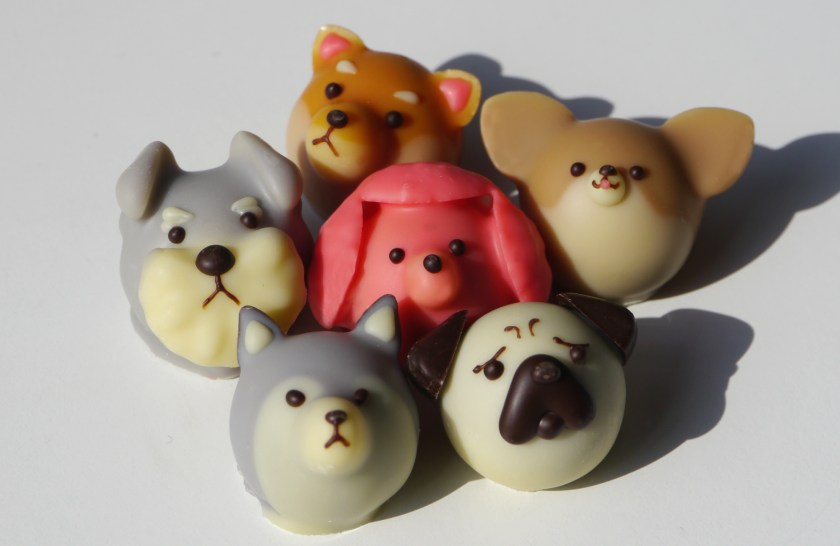 Valentine's Day - Animal Chocolate by Goncharoff from Tammy to Gene and Darco