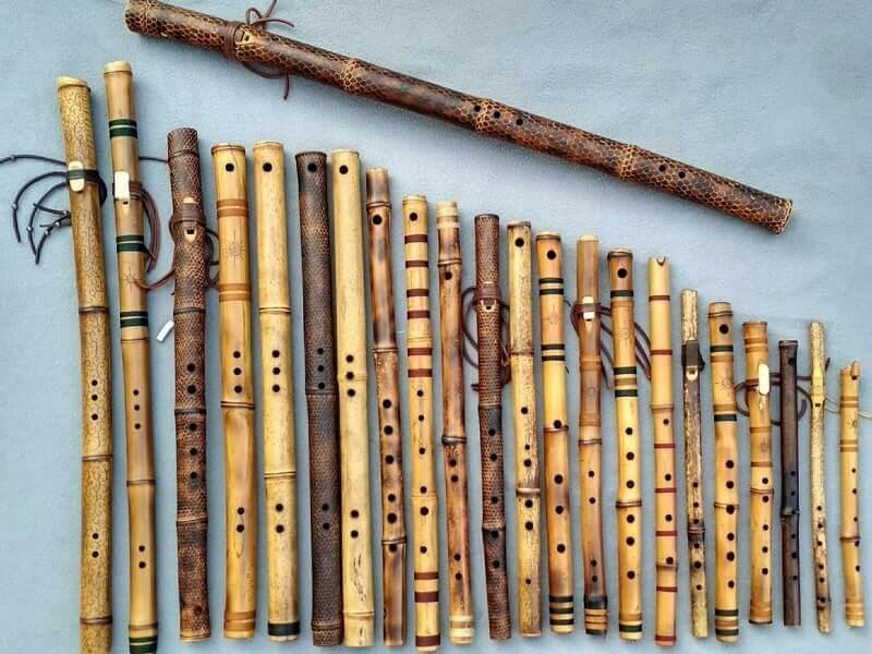 cara membuat seruling dari bambu