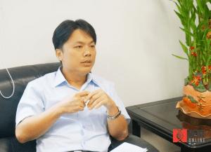 宜蘭大學教務長 陳威戎教授