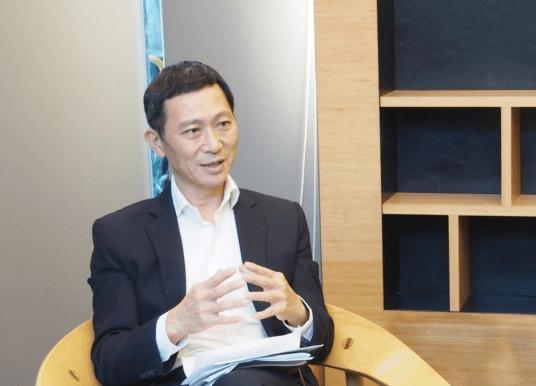 精準醫學活氧計畫   訊聯生技集團蔡政憲博士談生技大數據願景