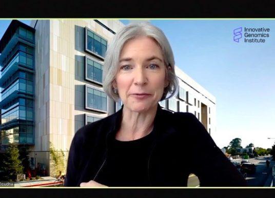 諾貝爾獎得主Jennifer Doudna現身ASGCT:CRISPR現況與未來
