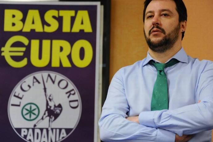 Matteo Salvini - Liga Severu