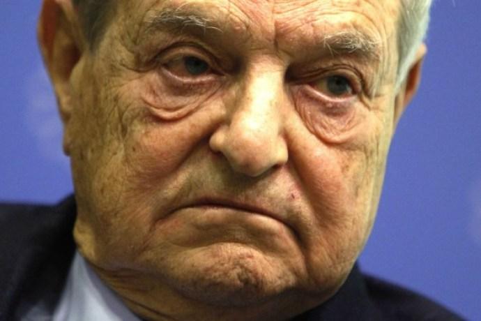 George Soros: Skutečný nepřítel Evropy