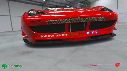 sxo Ferrari 458 Italia