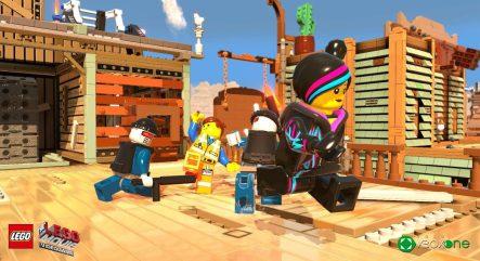 LEGO Movie VG