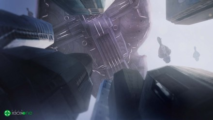 Halo Spartan Assault Xbox One Cinematic Still 03