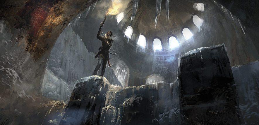 Concept-Arts de Rise of The Tomb Raider