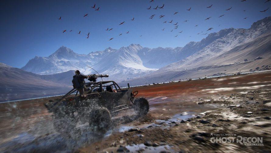 La beta abierta de Ghost Recon Wildlands comenzará el 23 de febrero