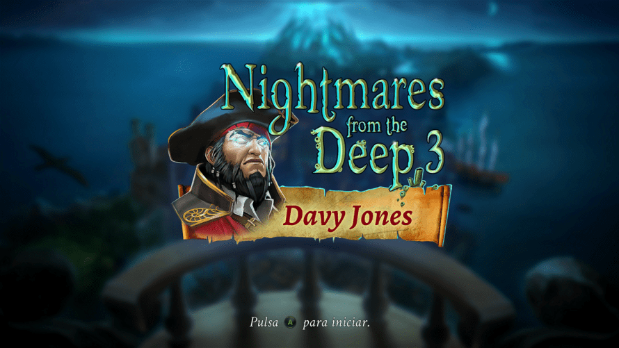 Análisis de Nightmares from the Deep 3: Davy Jones