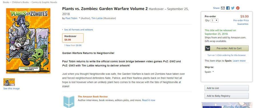 Plants vs. Zombies Garden Warfare 3