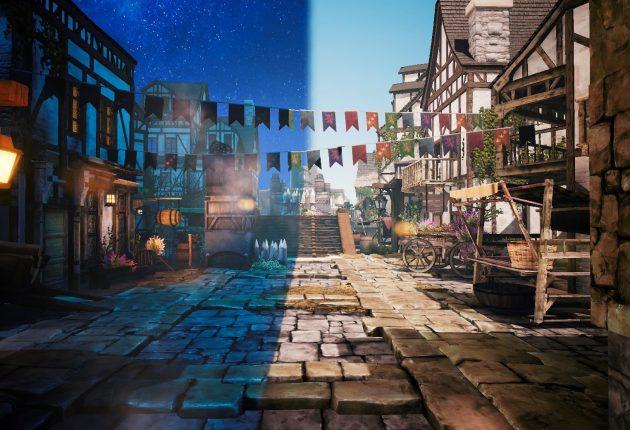 Night & Day del estudio español Ikigai Gameworks se lanzará en Xbox One