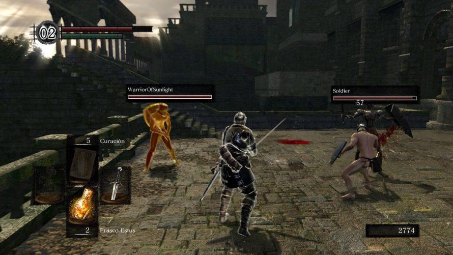 Dark Souls Remastered Network Test: primeras impresiones