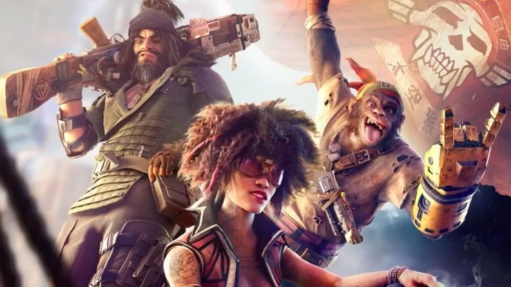 Ubisoft Forward E3 2021 beyond good and evil 2 assassin's creed