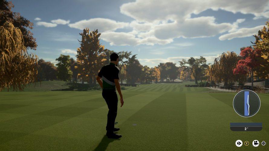 Análisis de The Golf Club 2019 Featuring PGA Tour