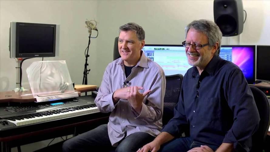 Los compositores de la B.S.O. de Halo: Martin O'Donnell Vs Neil Davidge