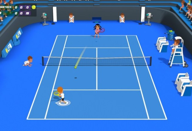 Super Tennis Blast: Llegara a Xbox One y promete diversión a raudales