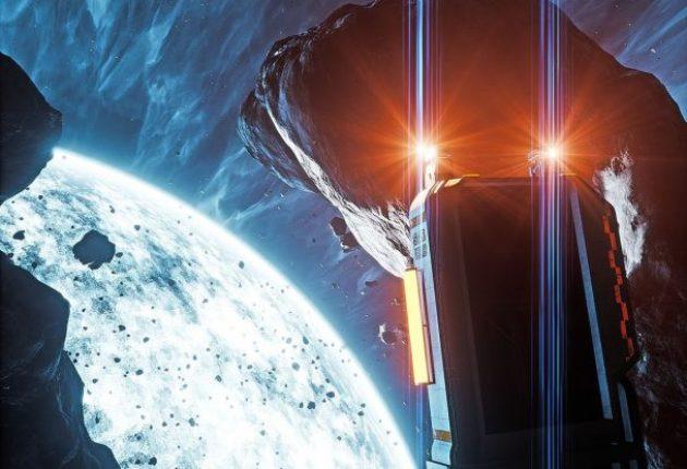 Primeras imágenes del nuevo proyecto de los creadores de Everspace
