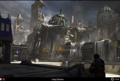 Los desarrolladores de Gears 5 alucinan con el potencial de Xbox Scarlett