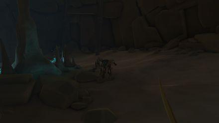 Pronto empezarán a atacaros esqueletos. Derrotadlos poco a poco y aprovechad los barriles de suministros cercanos