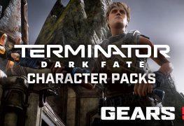 Este es el nuevo pack de personajes de Terminator para Gears 5