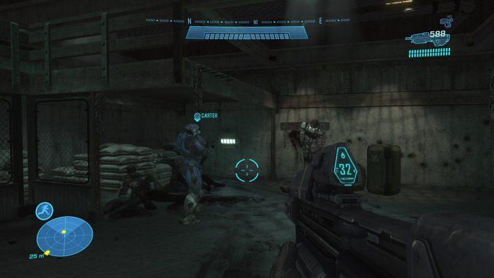 Analisis Halo Reach