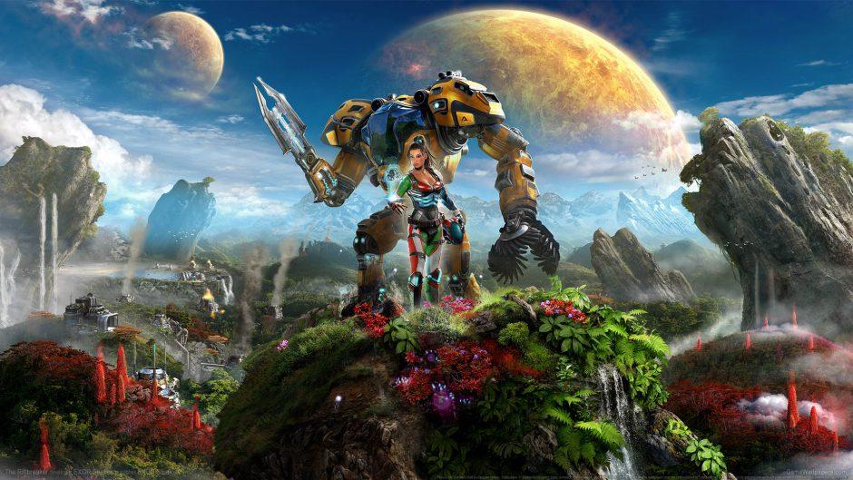 The Riftbreaker estará disponible de lanzamiento en Xbox Game Pass