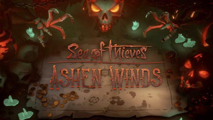 Ashes Winds, la nueva actualización de Sea of Thieves, llegará la semana que viene