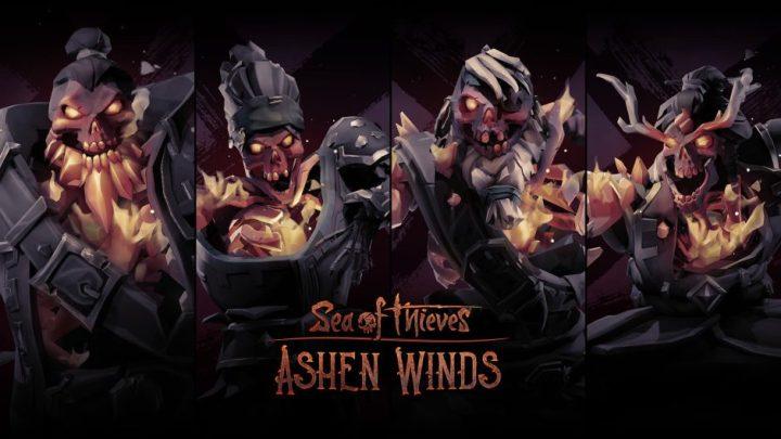 Ashen winds es la nueva actualización de Sea of Thieves
