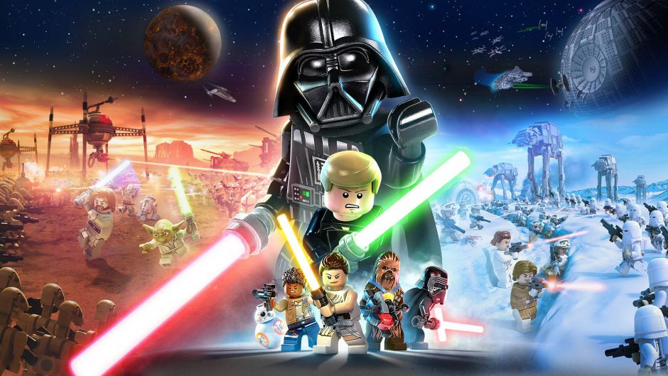 En Lego Star Wars: The Skywalker Saga podremos jugar con 300 personajes y visitar 23 planetas