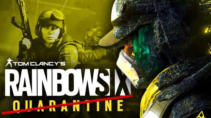 Filtrado nuevo gameplay de Rainbow Six Quarantine