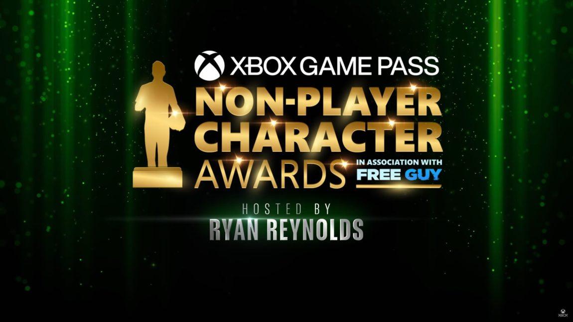 The Free Guy NPC Awards