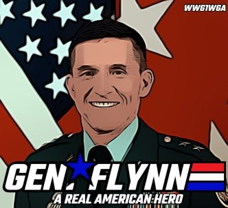 General Michael Flynn - Real American Hero