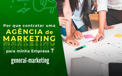 Por que contratar uma agência de marketing digital para sua empresa?