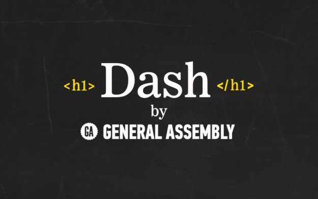Introducing Dash