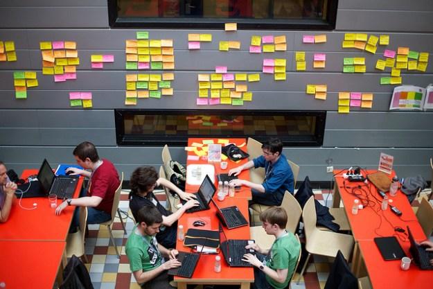 Wikimedia Hackathon 2013, Amsterdam via Flickr