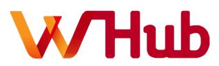 w hub logo image