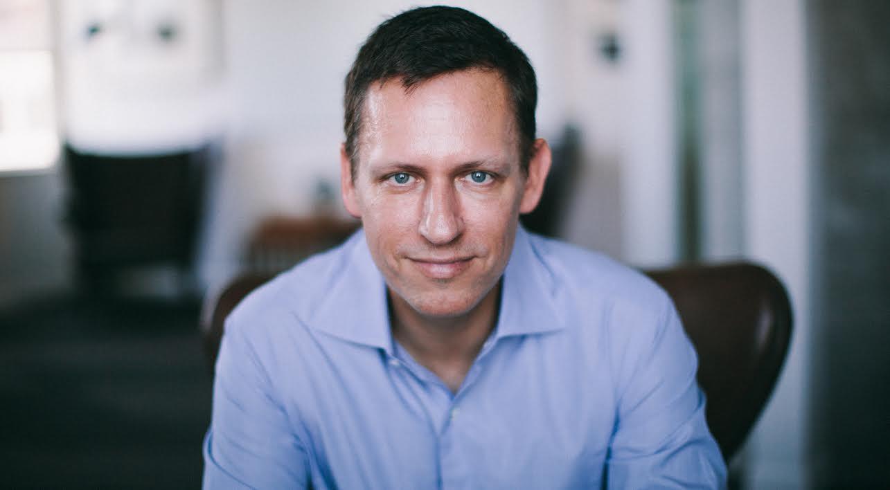 Image result for Peter Thiel