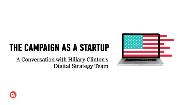 Digital Marketing Lessons From Hillary For America
