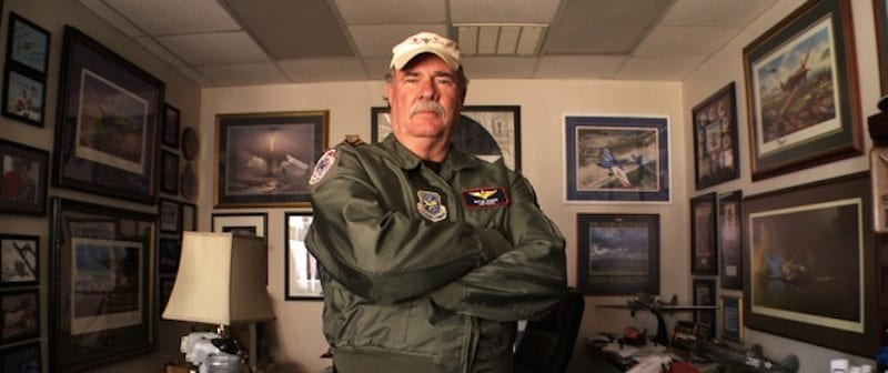 """Wayne Boggs, head honcho at Air Boss & Consulting International, also is the star of """"Air Boss,"""" a reality series produced by the same folks who produce """"The Aviators."""""""