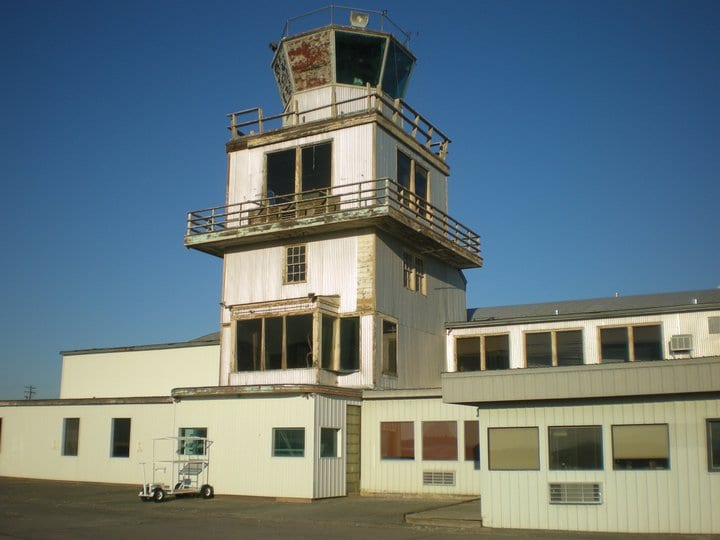 NAS Pasco tower current